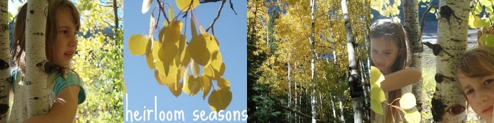 heirloom seasons