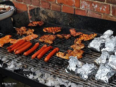 Fleisch, Käse, Wurst – verhungert ist keiner