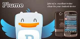Plume Premium 5.47 Apk for Twitter
