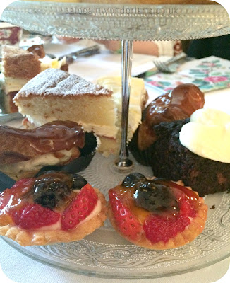 tea parlour liverpool review afternoon tea