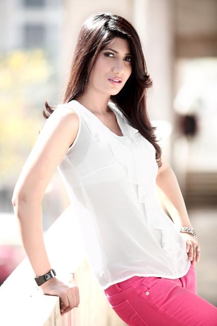 Beautiful Pictures of Actress Reshma D'souza