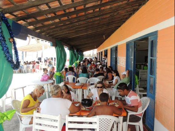 Restaurante do Luis Barba Preta 86-99449-1682