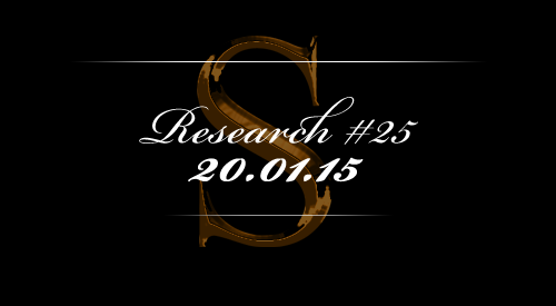 Research #25 - 20.01.15