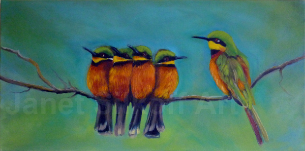 Beeeater Family
