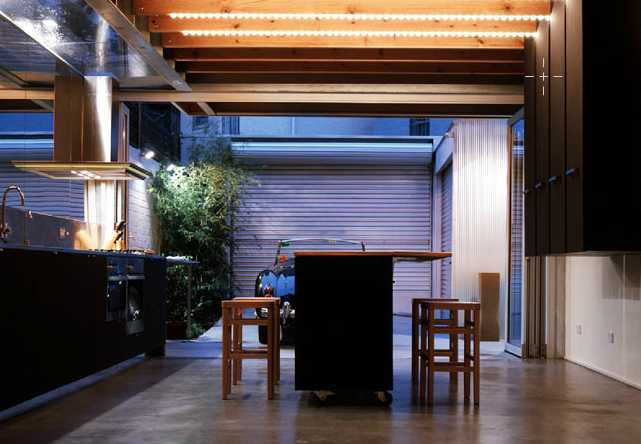 Architecture i like indoor outdoor space bureau srh