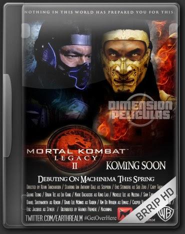 Mortal Kombat Legacy Temporada 2 (HD 720p Inglés Subtitulada)