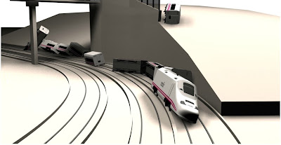 Veja a simulação 3D do acidente em Santiago de Compostela na Espanha. 78 pessoas morreram na tragédia.