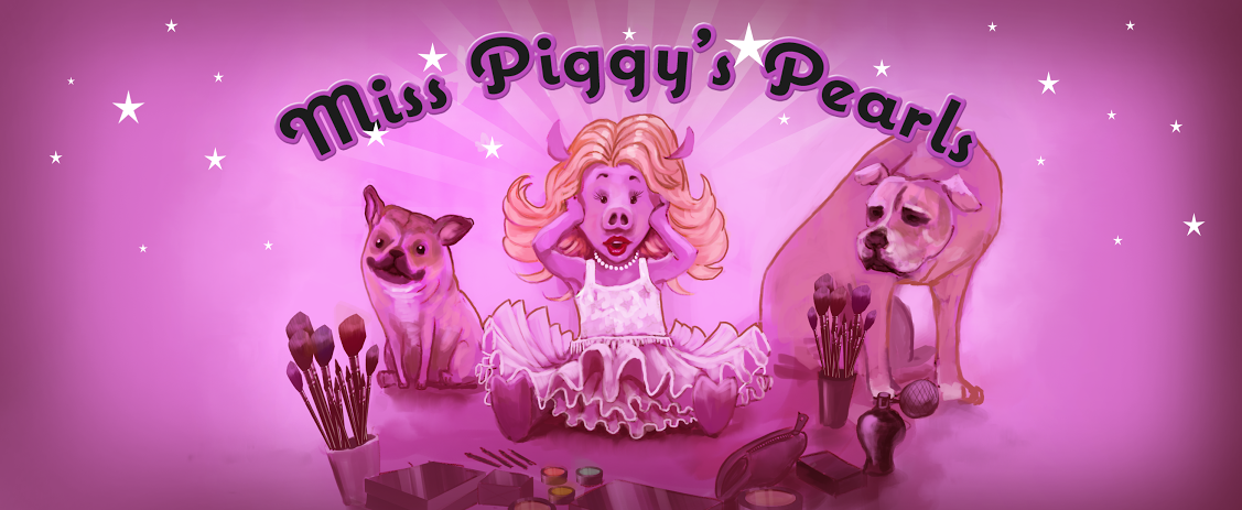 Miss Piggy`s Pearls