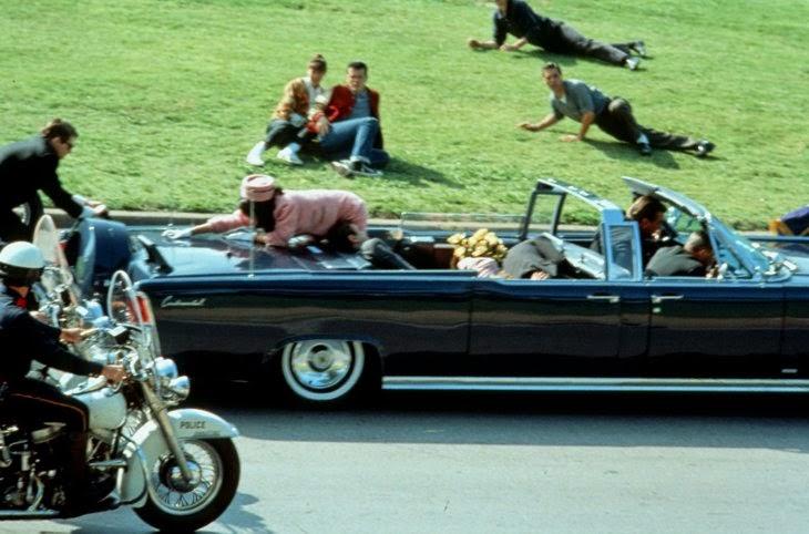 Penembakan JF Kennedy