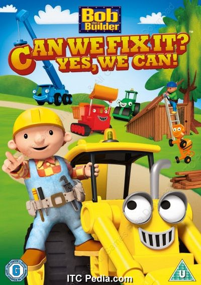 Bob the Builder: Can We Fix It? Yes, We Can! (2013) DVDRip H264 - MRFIXIT