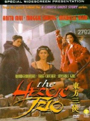 Hiệp Hành Nữ Sát - The Heroic Trio (1993)