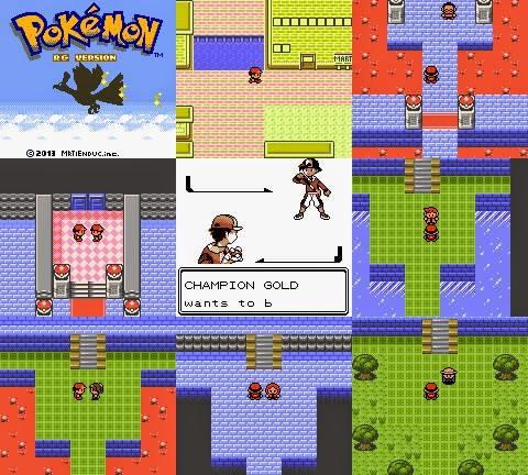 Pokemon RG