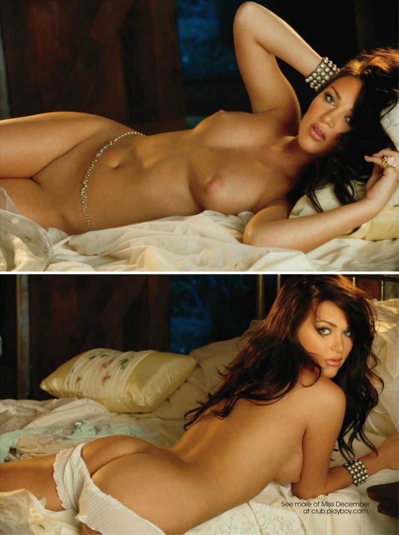 Crystal milana nude