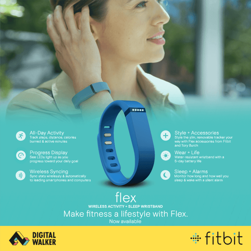 Fitbit Now In The Philippines Thru Digital Walker! Time To ...