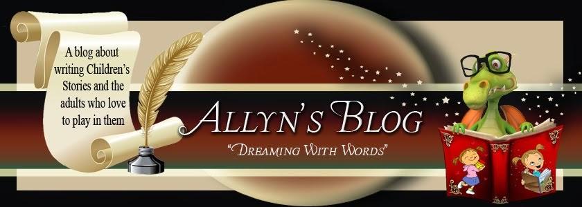 Allyn's blog