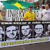 Cerca de 500 pessoas protestam em Macapá