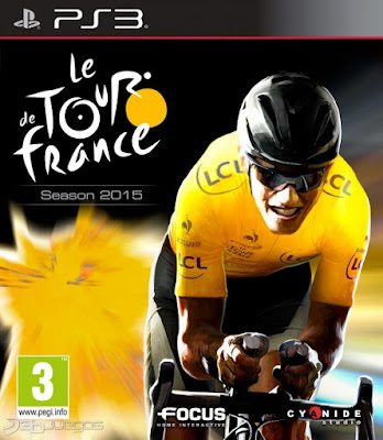 Tour de France 2015 [PS3] [EUR] [4.70]