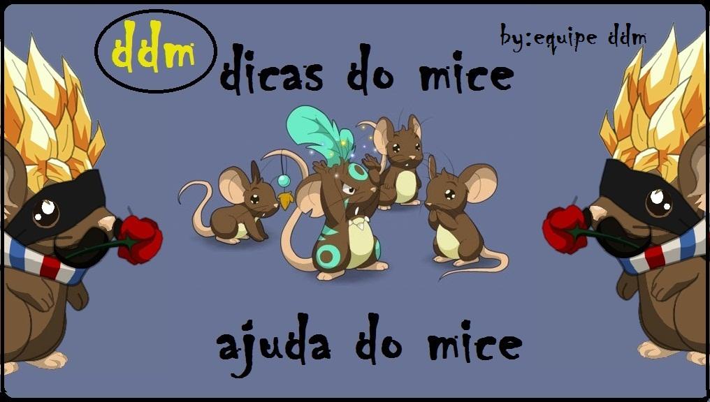 Dicas do mice