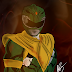 Green Ranger (with Red Ranger 'Zombie' Variant)