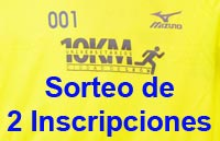 sorteo 2 inscripciones gratuitas 10 km ule www.mediamaratonleon.com