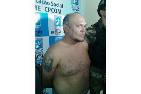 Suspeito de chacina em São Miguel do Tapuio tenta provar insanidade mental