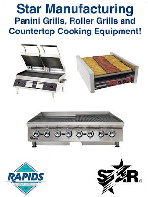 Star Commercial Kitchen Equipment at RapidsWholesale.com