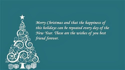 Beautiful Christmas Greetings Text For Friends 2013