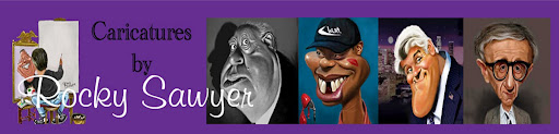 Sawyer Illustration Inc.  caricature and cartoon art studio