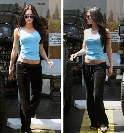 ... Weight Loss Workout and Fitness Tips: Megan Fox | How To Lose Weight