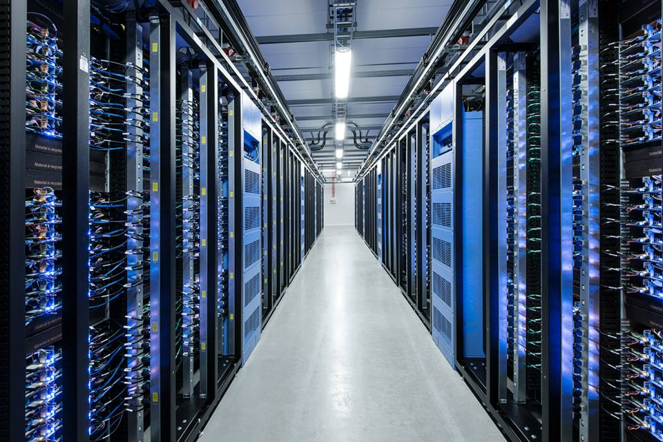 """Facebook has opened the doors of its first data center in Europe. Based in northern Sweden, just 100 kilometers south of the Arctic Circle, the location was chosen for its climate say """"refreshing."""""""