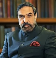Shri Anand Sharma, Minister of Commerce and Industry