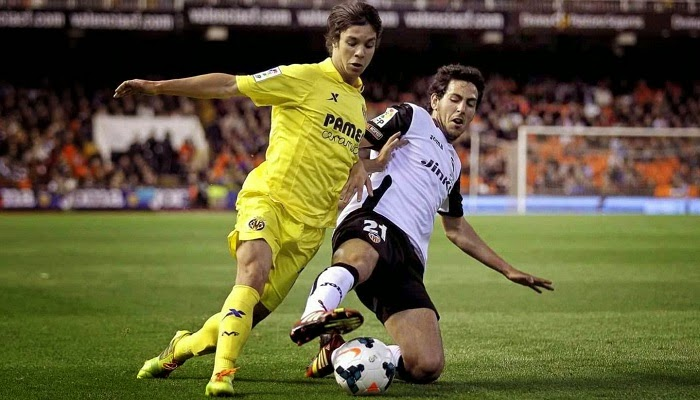 Valencia vs Villarreal en vivo