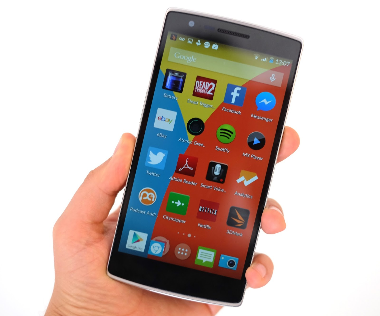 how to make custom firmware for android