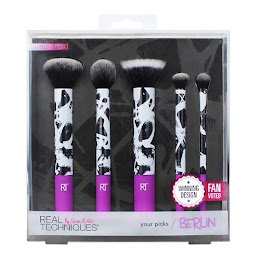 .Real Techniques Your Picks Berlin Brush Set
