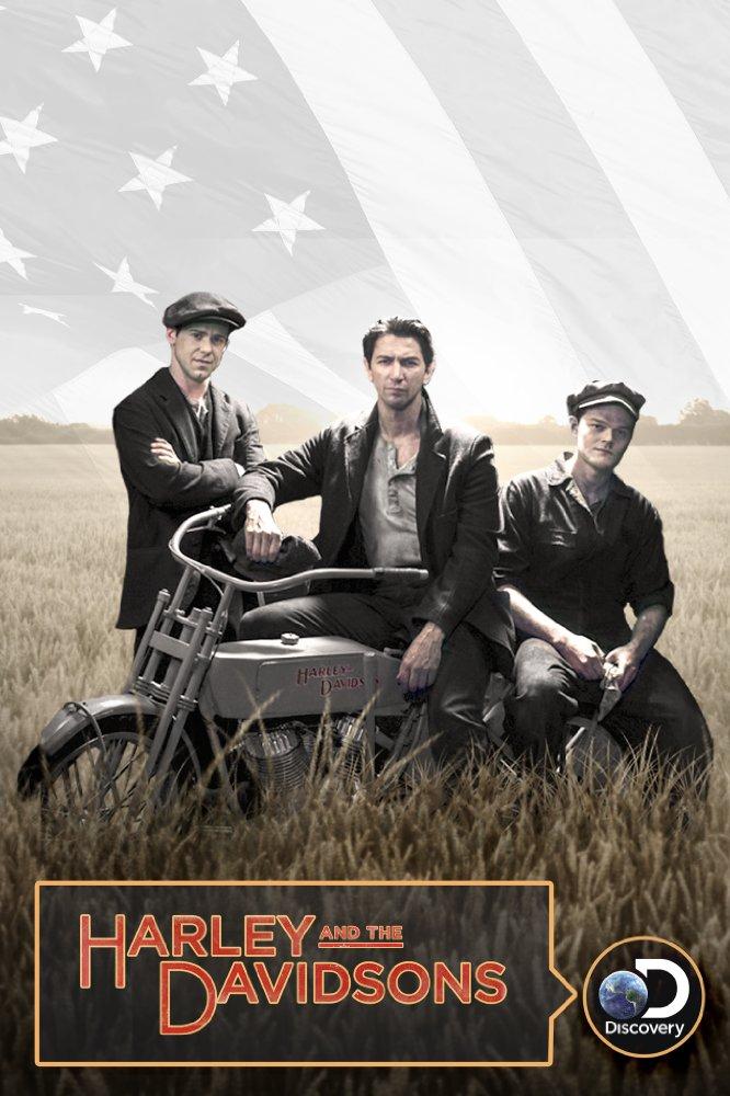 Harley and the Davidsons - Saison 1