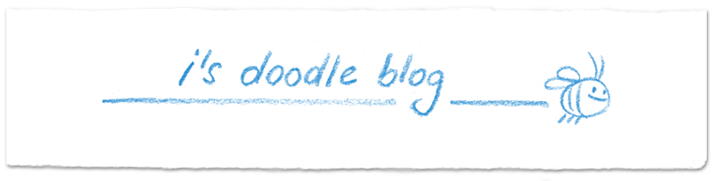 i&#39;s doodle blog