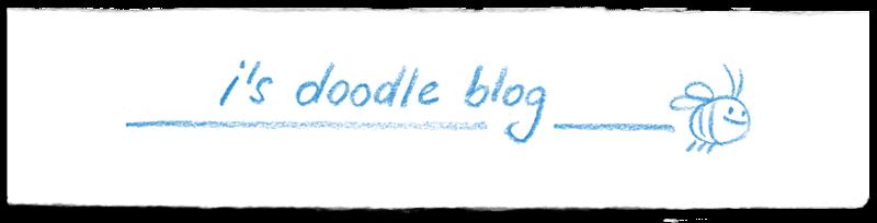 i's doodle blog