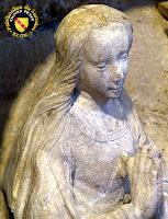 Toul - Musée d'Art et d'Histoire : Nativité - Vierge