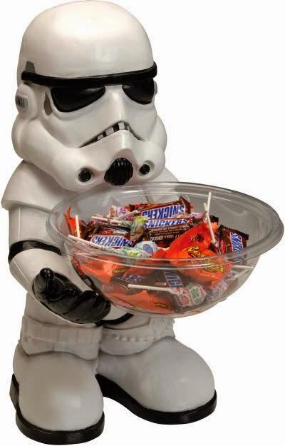 Soporte para Caramelos Stormtrooper