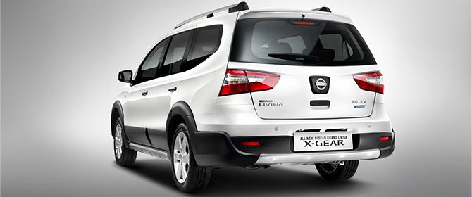 Kembali ke Nissan All-new Grand Livina X-Gear, meski termasuk mobil