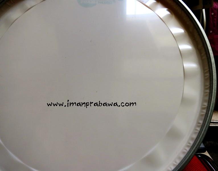Single Ply With Muffler Dynamic Drum Head