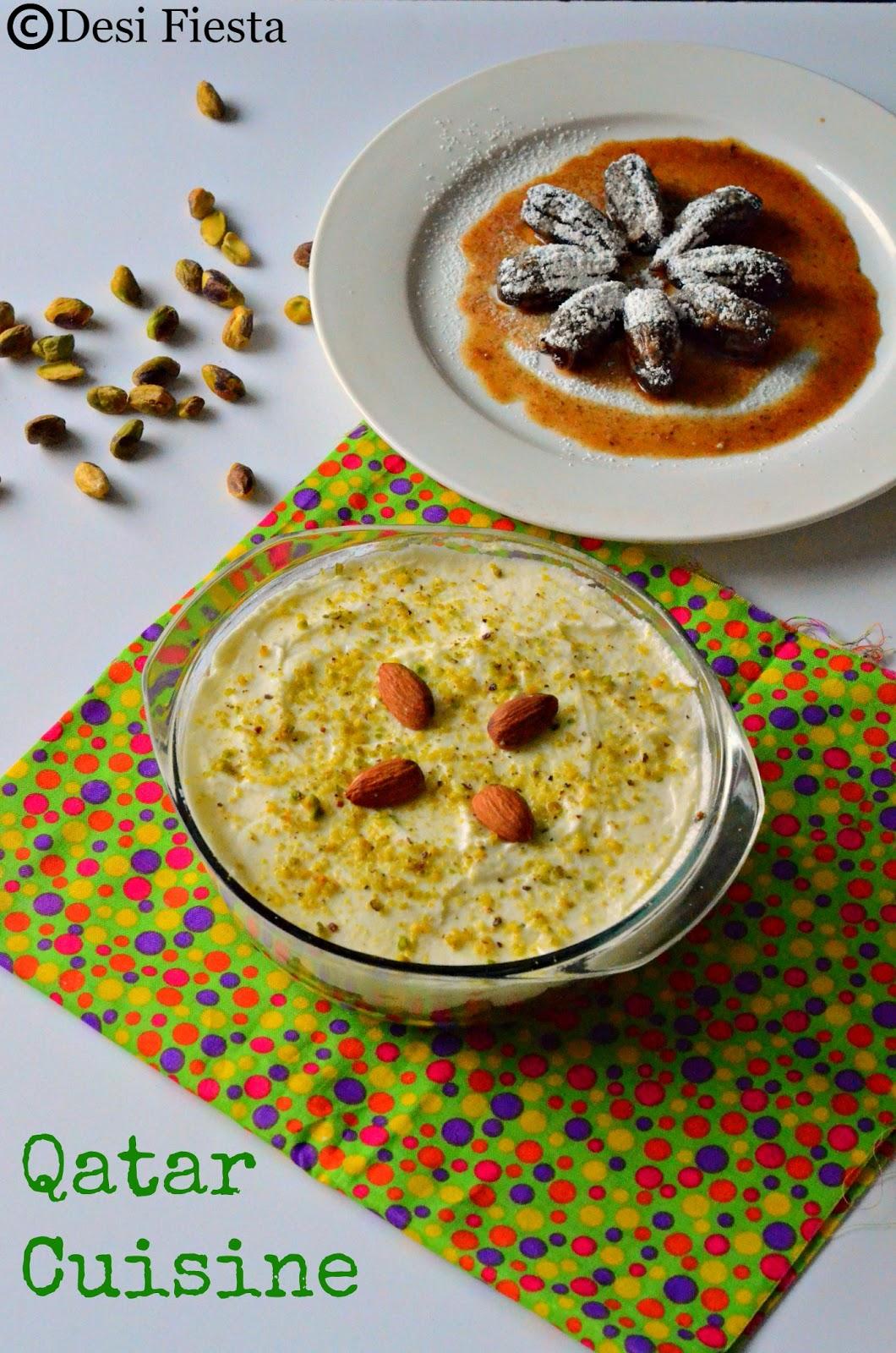 Qatar dessert Recipes