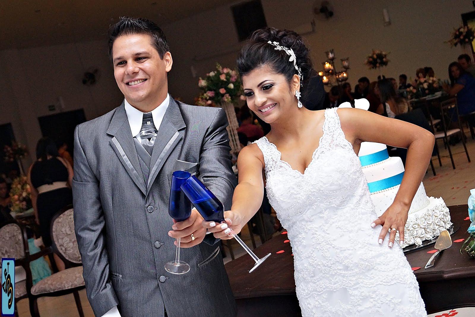 Casamento de Camila e Alex.