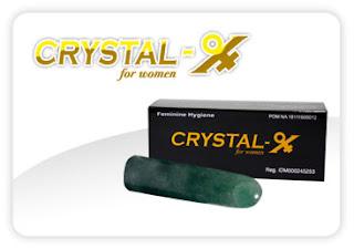 stockist crystal x
