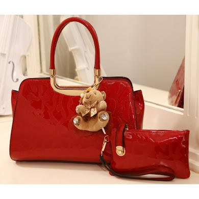 AAA FASHION BAG (RED)