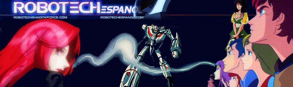 Robotech Español