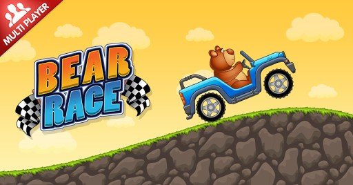 Bear Race v1.4 Apk Mod Download Unlimited Coins Gems