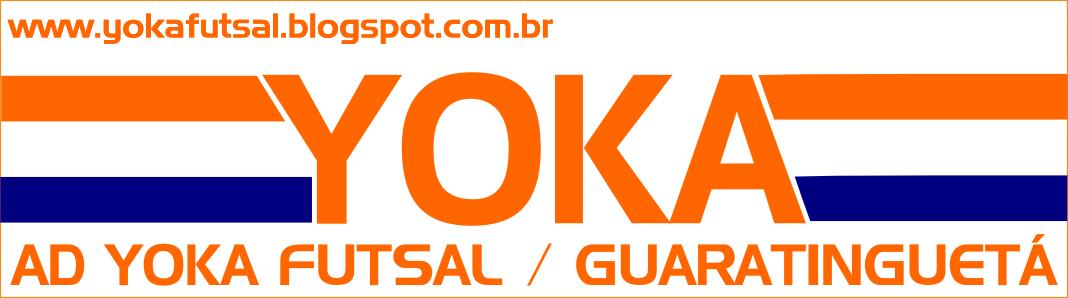 AD YOKA FUTSAL GUARATINGUETÁ