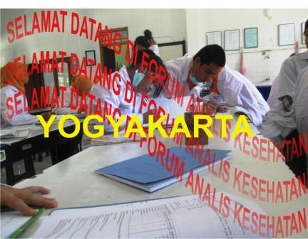 analis kesehatan