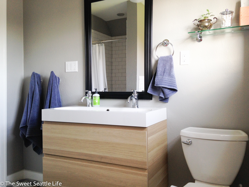 Amazing House Project Bathroom Reveal
